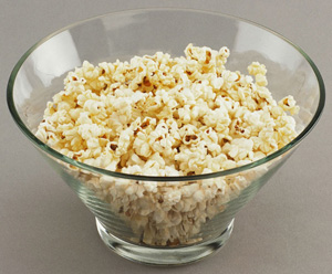 Don't Inhale the Popcorn Fumes