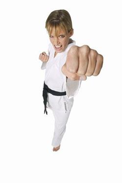 Exercise Safety Tip: Take a Self Defense Course