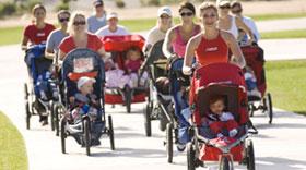 Mom-Me Time: Stroller Strides