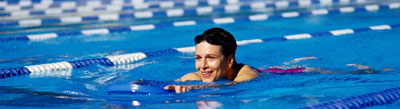 Get It Up, Your Heart Rate That Is: Swimming Sprints