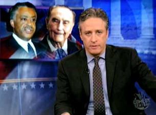 Jon Stewart Recaps Black History Month