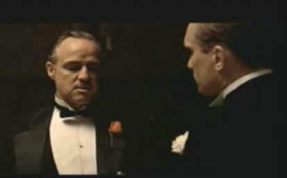 The Godfather In 5 Seconds