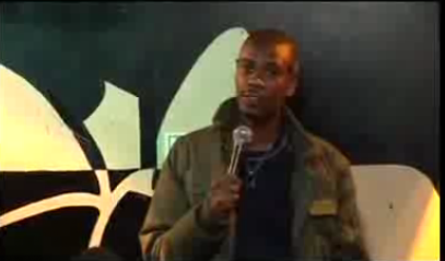 Dave Chappelle in London