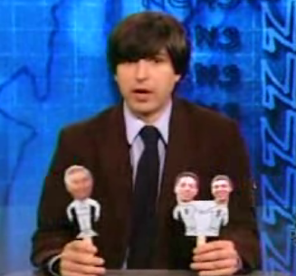 The Daily Show Presents Professional Important News