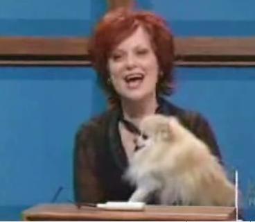Time For Celebrity Jeopardy!