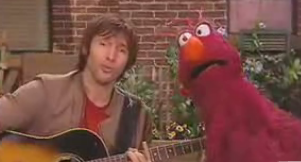 James Blunt Gets Gooey About Triangles