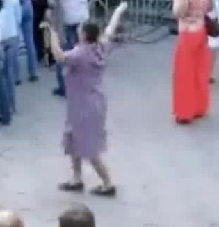 Granny's Got Moves You've Never Seen