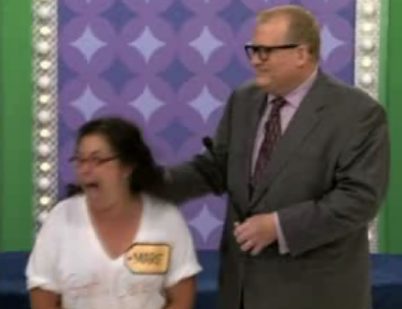 """I Gotta Go Potty on """"The Price Is Right"""""""