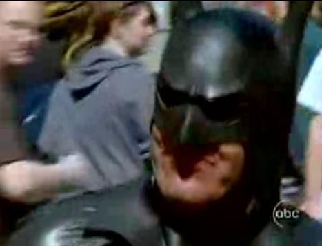Batman Gets Arrested on Jimmy Kimmel Live