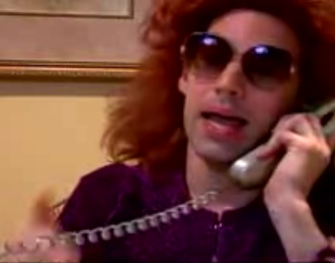 Jersey Mom Takes a Phone Call