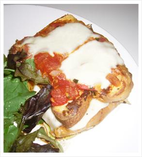 Italian French toast (Pain perdu à l'italienne)