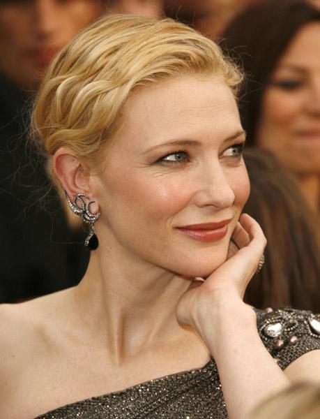 Cate Blanchett Eyes Indiana Jones