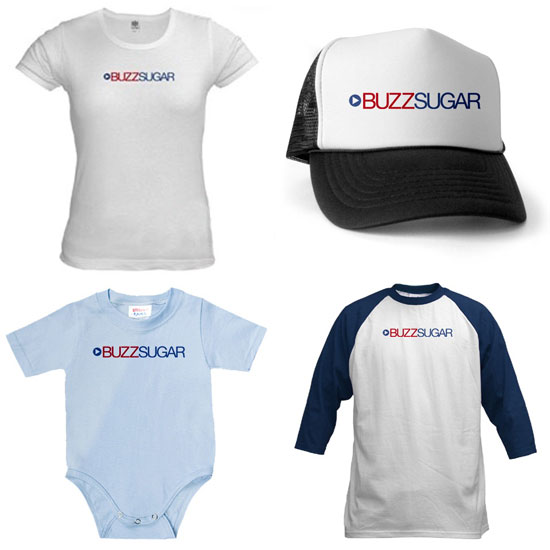Buy Cool BuzzSugar Gear!