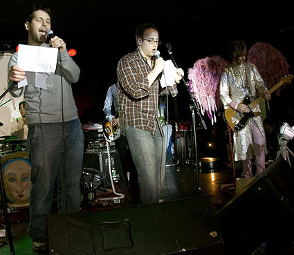Music Video: Paul Rudd and David Wain Do Karaoke