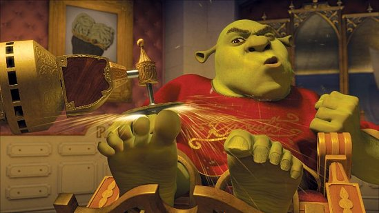 Shrek Breaks His Own Box Office Records