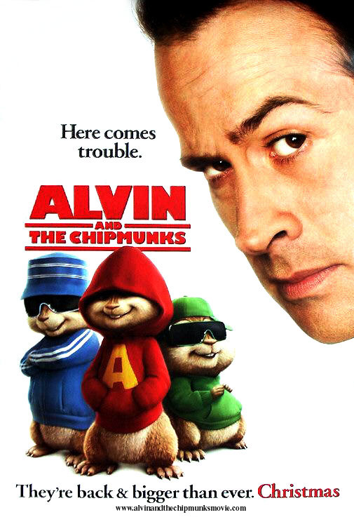 First Look: Alvin and the Chipmunks