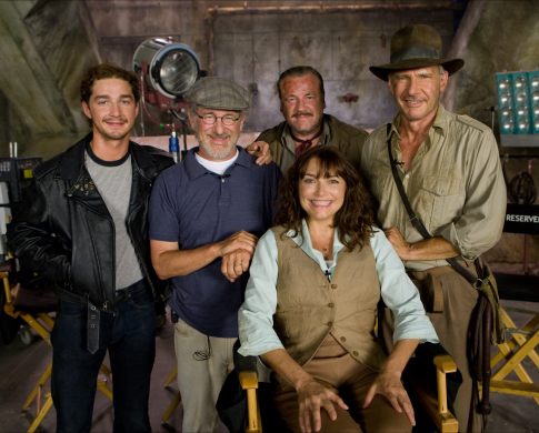 Which Title Would You Pick for Indiana Jones 4?