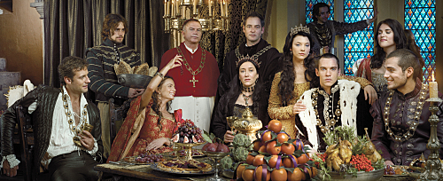 """First Look: """"The Tudors"""" Season Two"""