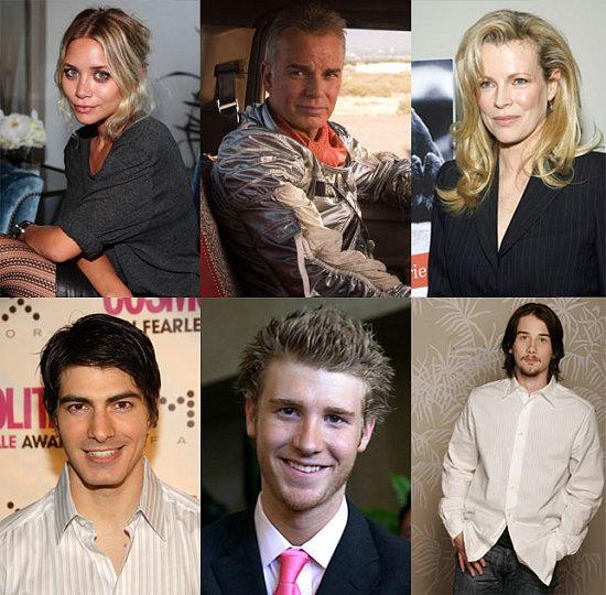 Billy Bob, Ashley Olsen, Basinger Are The Informers