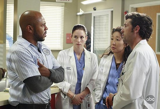 """Grey's Anatomy Rundown: Episode 7, """"Physical Attraction ... Chemical Reaction"""""""