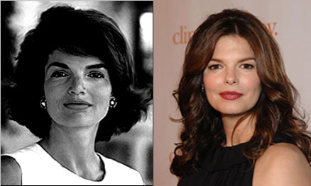 Jeanne Tripplehorn to Play Jackie Kennedy Onassis
