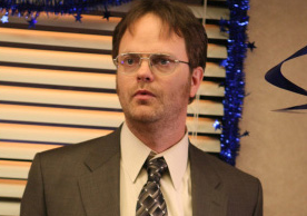 Rainn Wilson Shares His Sexy Side With People