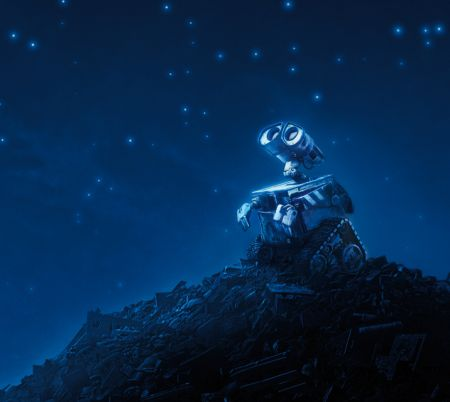 First Look at the Trailer for Pixar's Wall-E
