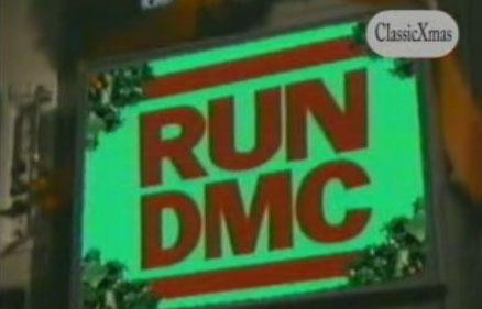 "Old School Music Video: Run D.M.C.'s ""Christmas in Hollis"""