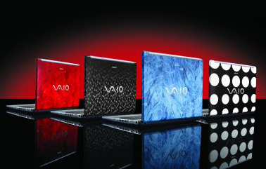 Colorful FE Series of Sony Vaio Computer