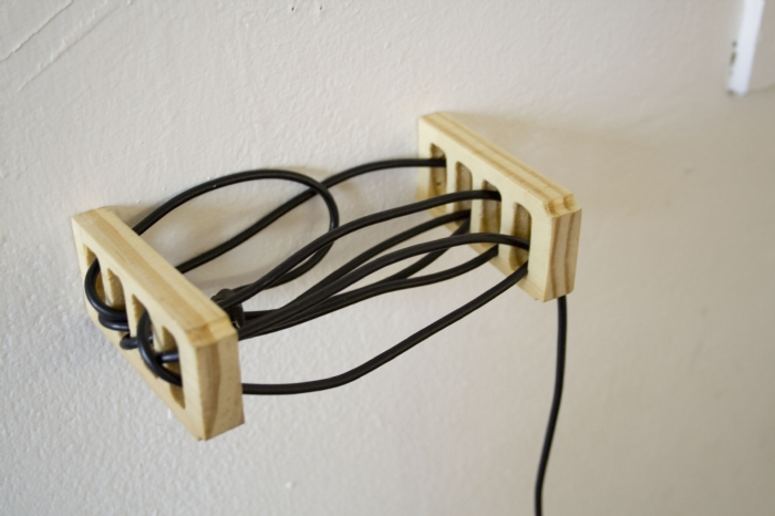 Cell Charger Battery Shelf