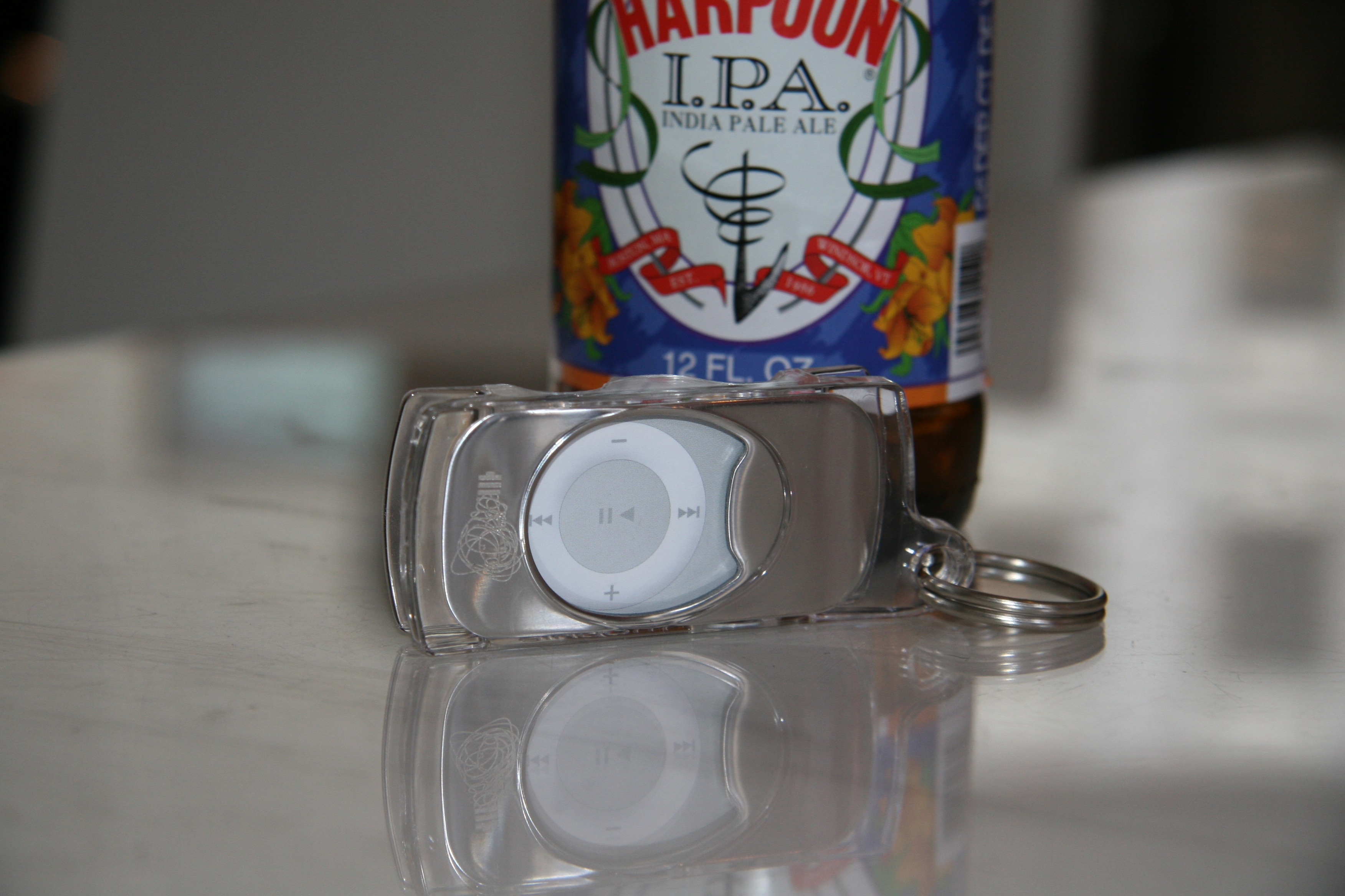 Bevy Shuffle Case - Also A Bottle Opener And Keychain