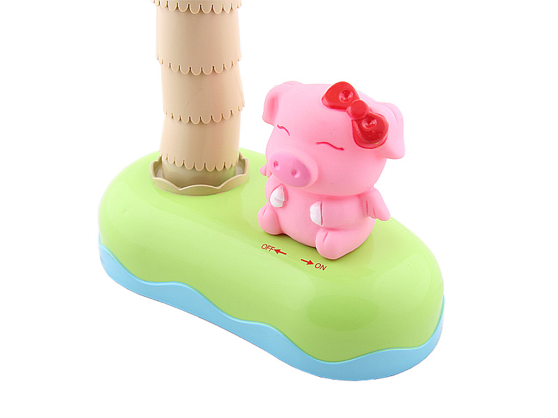 The Cute USB Miss Piggy Fan