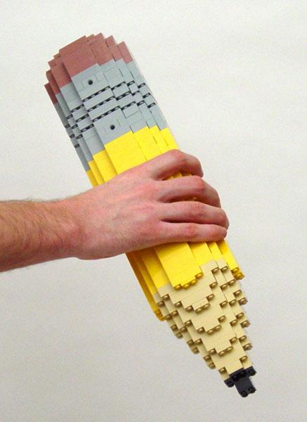 Meet Nathan Sawaya: The Professional LEGO Artist