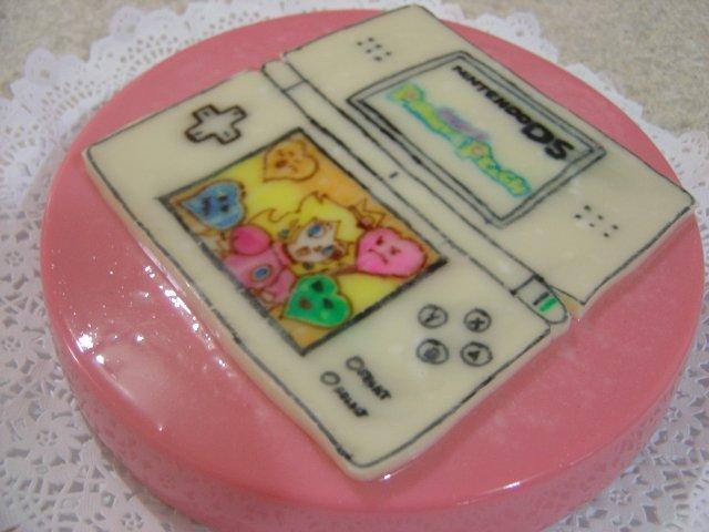 Edible Geek: Jello DS Lite Cake