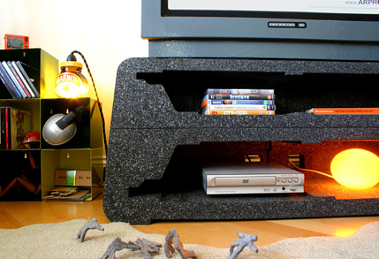 Trend: Reusing Your New Electronics' Packaging