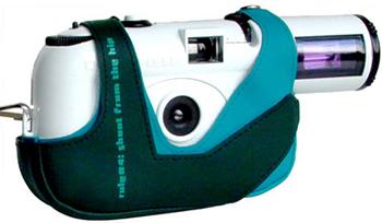 The LOMO Colorsplash Camera