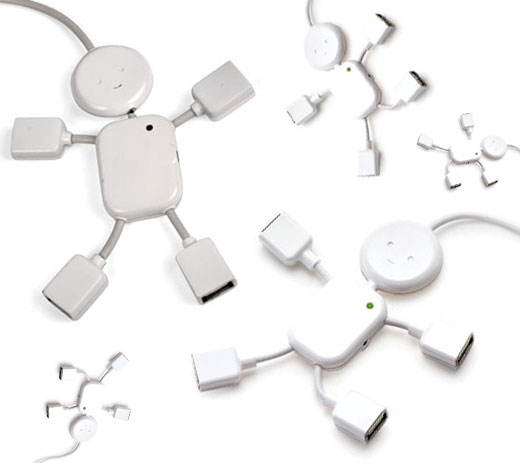 Love It or Leave It? USB Hub Man