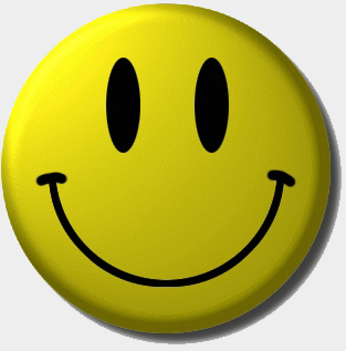 The Digital Smiley Face Turns 25 Today : )