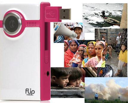 Pure Digital Kicks Off Massive Camcorder Giveaway
