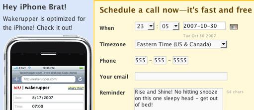 Geek Tip: Use Wakerupper as a Fool-Proof Alarm