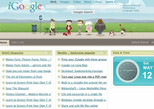 The Votes Are in: Your Favorite New Google Feature of 2007 Is. . .