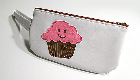 Wear Your Cupcake On Your Sleeve... or Clutch!