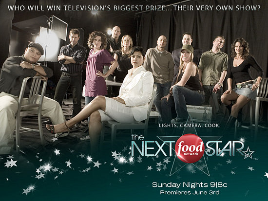 The Next Food Network Star - 3.1 Recap