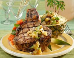 Sunday BBQ: Chop Chop, Pork Chop