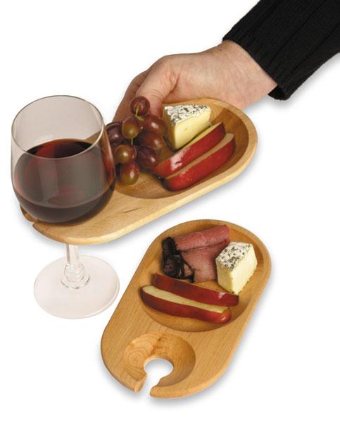 Wine Appetizer Tray: Love It Or Hate It?