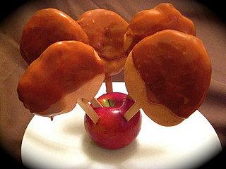 """52 Weeks of Baking: Caramel """"Apple"""" Cookies"""