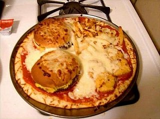 Yummy Link: McDonald's Topped Pizza