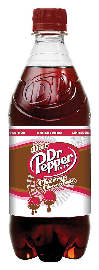 Dr Pepper Cherry Chocolate Cake