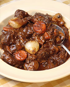 Sunday Dinner: Beef Bourguignon
