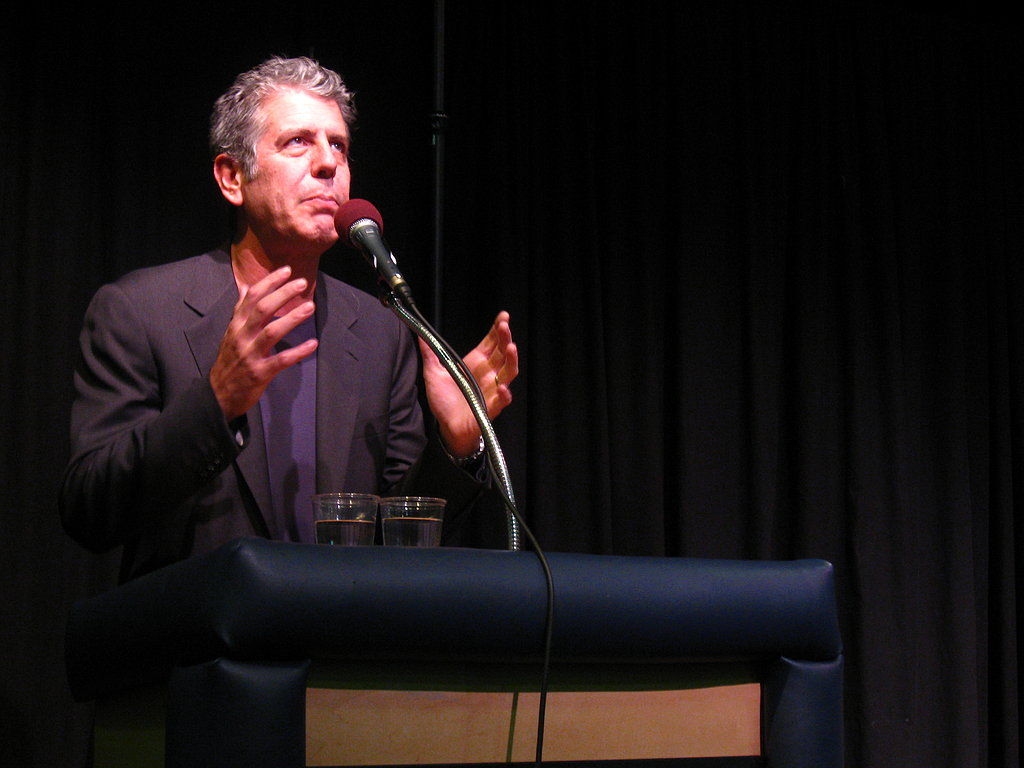 Bourdain's Commonwealth of Knowledge